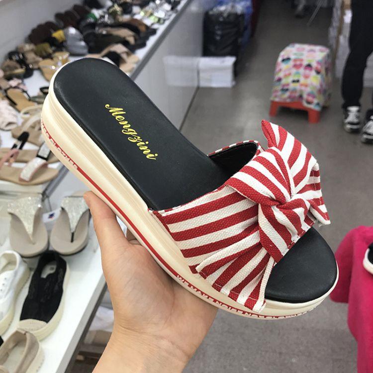 店長精選-0710-SK0057-實拍女鞋-拖鞋