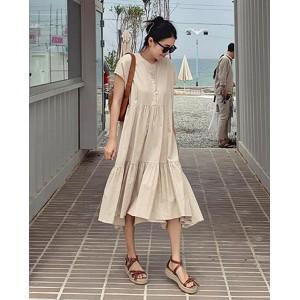 韓國服飾-KW-0701-053-韓國官網-連衣裙