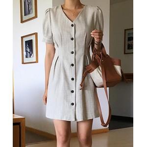 韓國服飾-KW-0701-105-韓國官網-連衣裙