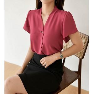 韓國服飾-KW-0703-035-韓國官網-上衣