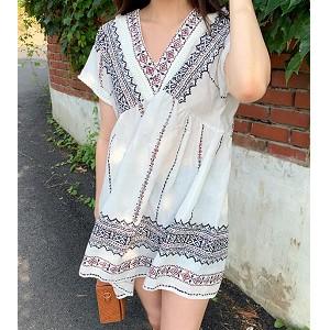 韓國服飾-KW-0703-069-韓國官網-連衣裙