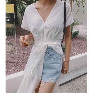 韓國服飾-KW-0703-077-韓國官網-連衣裙