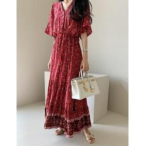韓國服飾-KW-0708-007-韓國官網-連衣裙