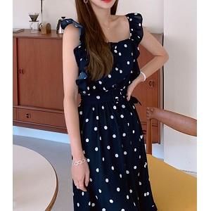 韓國服飾-KW-0708-018-韓國官網-連衣裙