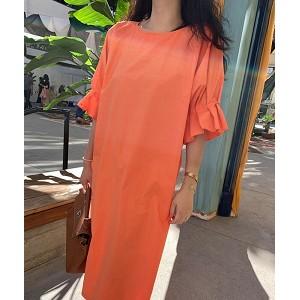 韓國服飾-KW-0708-030-韓國官網-連衣裙