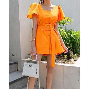韓國服飾-KW-0708-039-韓國官網-連衣裙