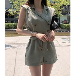 韓國服飾-KW-0708-108-韓國官網-連衣褲
