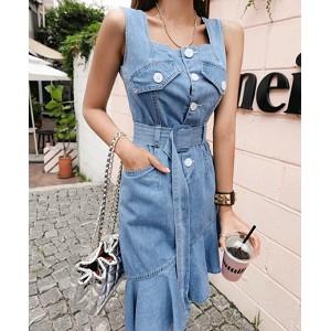 韓國服飾-KW-0708-113-韓國官網-連衣裙