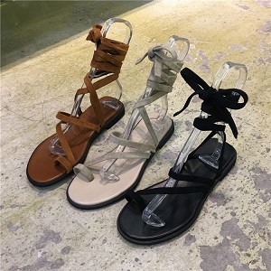 店長精選-0710-SK0008-實拍女鞋-涼鞋