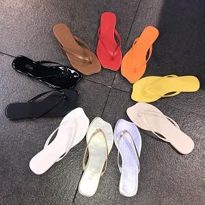 店長精選-0710-SK0026-實拍女鞋-拖鞋