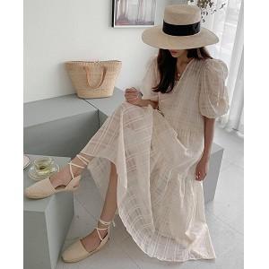 韓國服飾-KW-0710-001-韓國官網-連衣裙