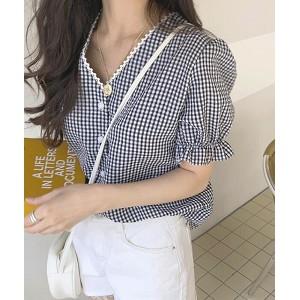 韓國服飾-KW-0710-051-韓國官網-上衣