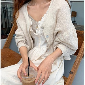 韓國服飾-KW-0710-055-韓國官網-上衣