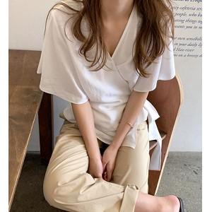 韓國服飾-KW-0715-002-韓國官網-上衣