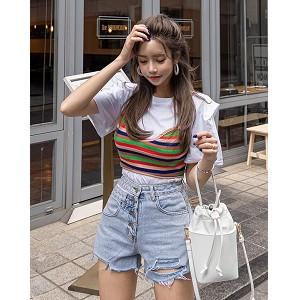 韓國服飾-KW-0715-047-韓國官網-上衣