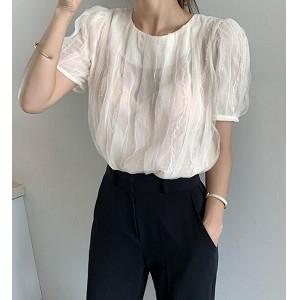 韓國服飾-KW-0717-001-韓國官網-上衣