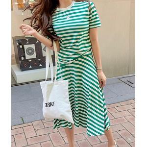 韓國服飾-KW-0717-022-韓國官網-連衣裙