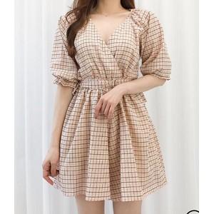 韓國服飾-KW-0717-028-韓國官網-連衣裙