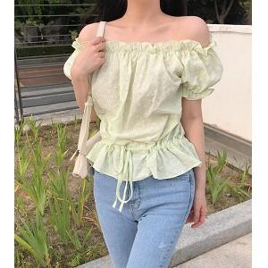 韓國服飾-KW-0717-041-韓國官網-上衣