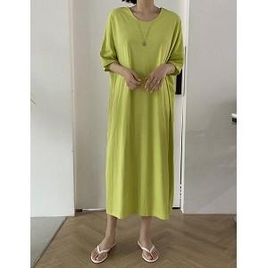 韓國服飾-KW-0717-048-韓國官網-連衣裙