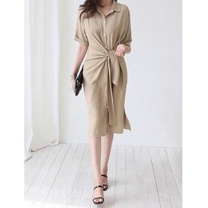 韓國服飾-KW-0717-055-韓國官網-連衣裙