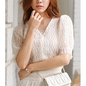 韓國服飾-KW-0717-063-韓國官網-上衣