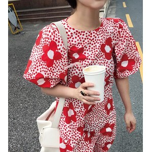 韓國服飾-KW-0722-028-韓國官網-連衣裙