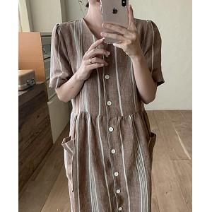 韓國服飾-KW-0722-108-韓國官網-連衣裙