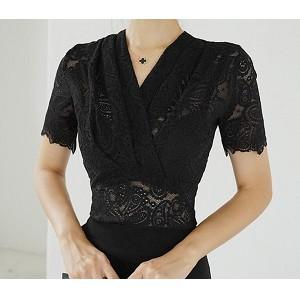 韓國服飾-KW-0726-015-韓國官網-上衣