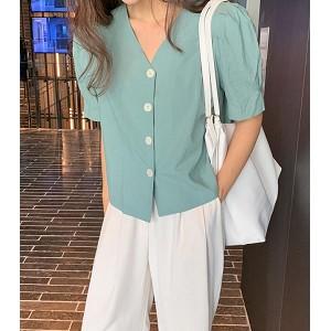 韓國服飾-KW-0726-085-韓國官網-上衣