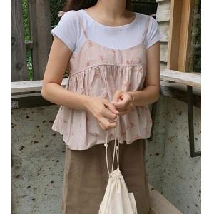 韓國服飾-KW-0726-095-韓國官網-上衣