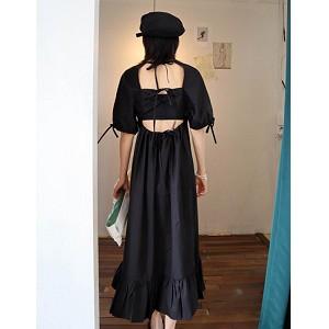 韓國服飾-KW-0726-144-韓國官網-連衣裙
