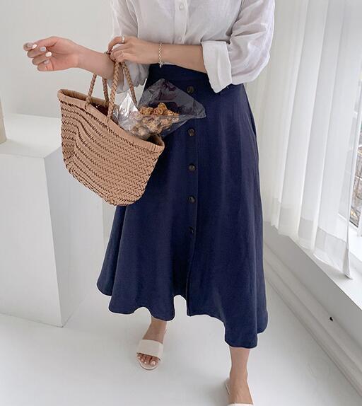 韓國服飾-KW-0812-163-韓國官網-裙子