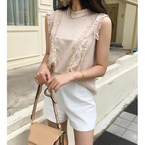 韓國服飾-KW-0812-039-韓國官網-上衣