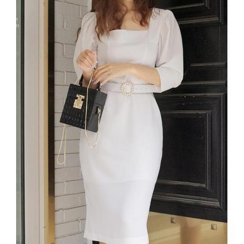韓國服飾-KW-0812-052-韓國官網-連衣裙