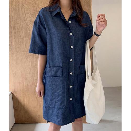 韓國服飾-KW-0812-135-韓國官網-連衣裙