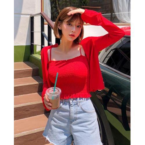韓國服飾-KW-0814-002-韓國官網-套裝