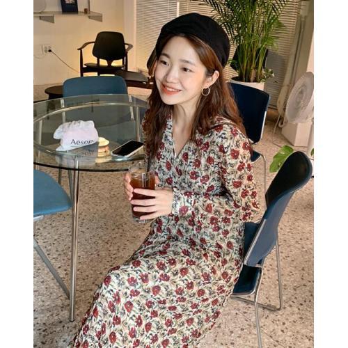韓國服飾-KW-0814-064-韓國官網-連衣裙