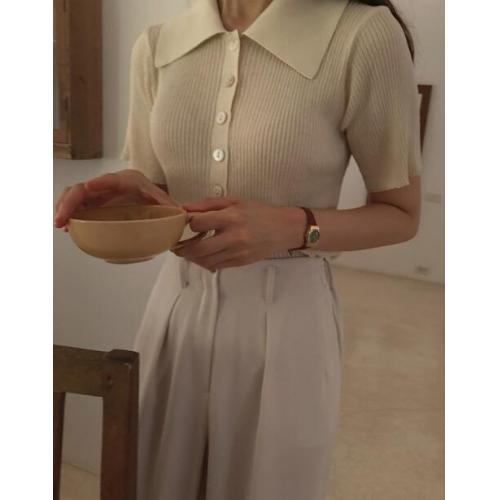 韓國服飾-KW-0814-110-韓國官網-上衣