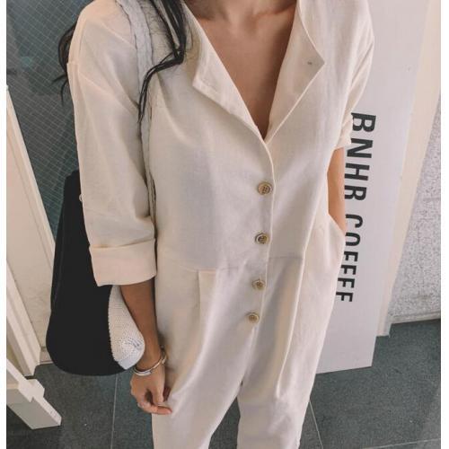 韓國服飾-KW-0819-020-韓國官網-連衣褲
