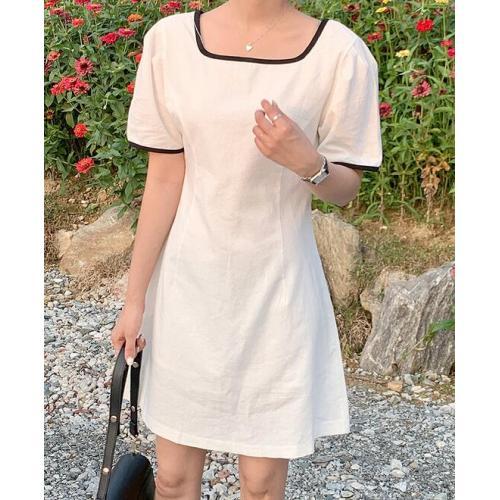 韓國服飾-KW-0819-045-韓國官網-連衣裙