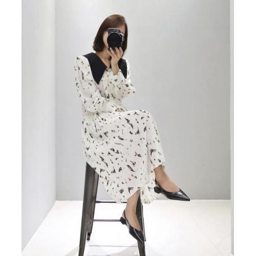 韓國服飾-KW-0819-057-韓國官網-連衣裙