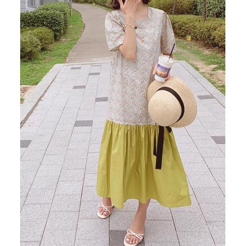 韓國服飾-KW-0819-081-韓國官網-連衣裙