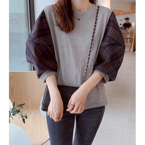 韓國服飾-KW-0821-014-韓國官網-上衣