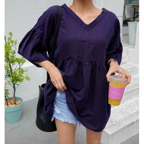 韓國服飾-KW-0821-024-韓國官網-上衣