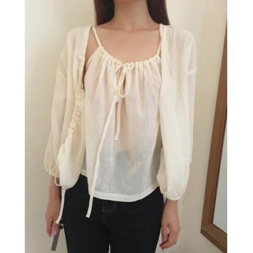 韓國服飾-KW-0821-047-韓國官網-上衣套