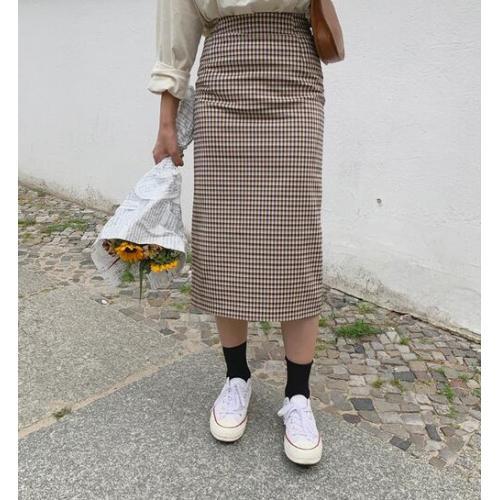 韓國服飾-KW-0821-056-韓國官網-裙子