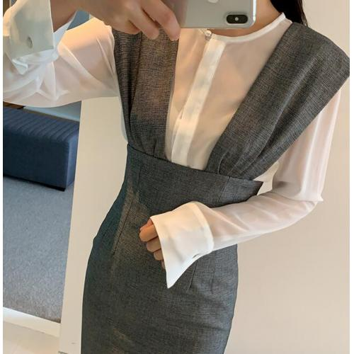 韓國服飾-KW-0821-073-韓國官網-上衣