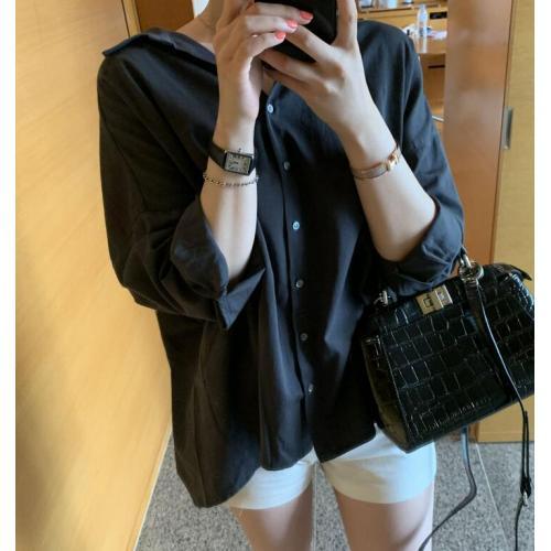 韓國服飾-KW-0821-078-韓國官網-上衣