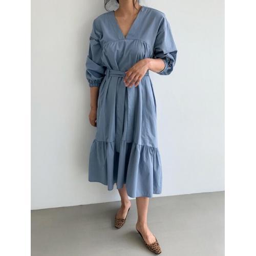 韓國服飾-KW-0826-013-韓國官網-連衣裙